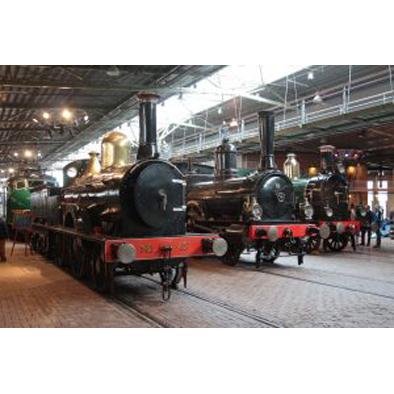 Obsoleszenz alte Eisenbahn